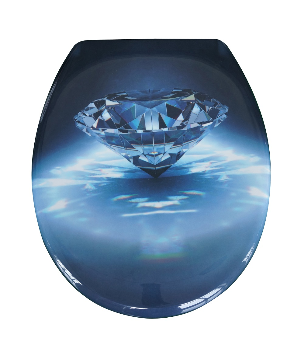 WC sedátko DIAMOND Soft Close